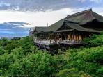 Kiyomizu Temple is accessible directly by bus (about 15 min)