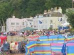 Shaldon Regatta day