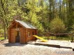 Resort Playground at Alpine Tranquility