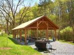 Resort Pavillion at Alpine Tranquility