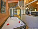 Game Room with Air Hocky Table at Terrace Garden Manor