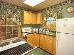Kitchen at Hideaway