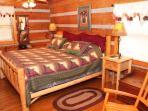 Bedroom at Little Bear
