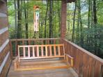 Deck at Little Bear