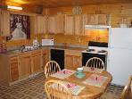 Kitchen at Dream Catcher