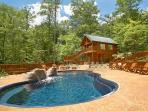 Resort Pool at Wild Bill's Hideout