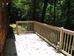 Deck at Angel's Dream