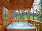 Hot Tub at Always & Forever
