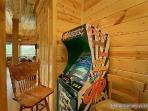 Game Area with Arcade Game at Tennessee Dreamer