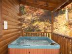 Hot Tub at Big Bear Falls