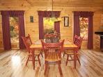 Dining Area at Big Bear Falls