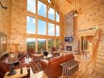 Living Room at Don't Blink!