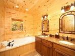 Third Floor Bathroom at Don't Blink!