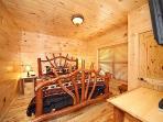 Bedroom at Don't Blink!
