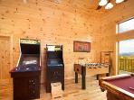 Game Room at Don't Blink!