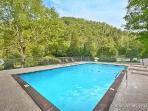 Resort Pool at Bear Creek