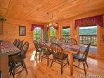 Dining Area at Elk Horn Lodge