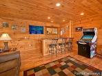 Game Room at Elk Horn Lodge