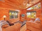 Third Floor Game Room at Hickernut Lodge