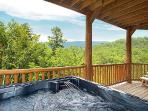 Hot Tub at God's Country