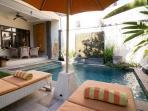 Mango Leaf Private Villa - Private Swimming Pool