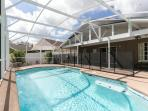 3 Bdrm beautiful,  private pool,15 min.from Disney