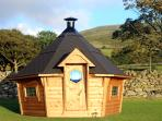 Sizzlin' Snowdon BBQ Hut