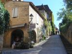 Step back in time in the Dordogne valley of France
