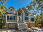 48 North Forest Beach- 5th Row Ocean, quick walk to the beach & Coligny
