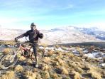 Plenty of fun for mountain biking