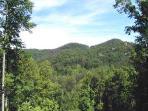 View of the Smoky Mountains at Mountain Do