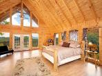 Thrid Floor Bedroom at A Perfect Getaway