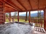 Hot Tub at Looky Yonder