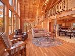 Living Room at Looky Yonder