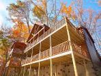 Decks at Elk Ridge Lodge