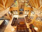 Living Room at Incredible!