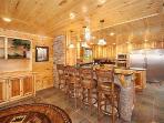 Kitchen at Incredible!