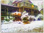 Fall- 2014 - snow. Come and enjoy A Breath of Fresh Air