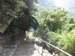 lower path to beach