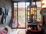 Majapahit Beach Villas - Maya - Master bathroom