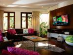 Villa Umah Daun - Media room