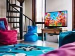 Villa Umah Daun - Kids media room
