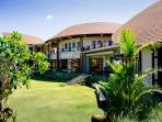 Villa Umah Daun - Lawn