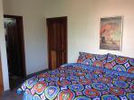 King size bed master bedroom