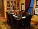 Formal Dining with Seating For Eight