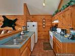 Galley Kitchen at Ridge View