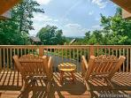 Deck with Chairs at Ridge View