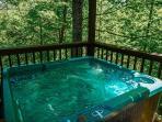 Hot Tub at Moonlight In The Boondocks