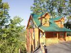 Exterior Front View of Smoky Mountain Mist