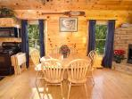 Dining Area at Smoky Mountain Mist